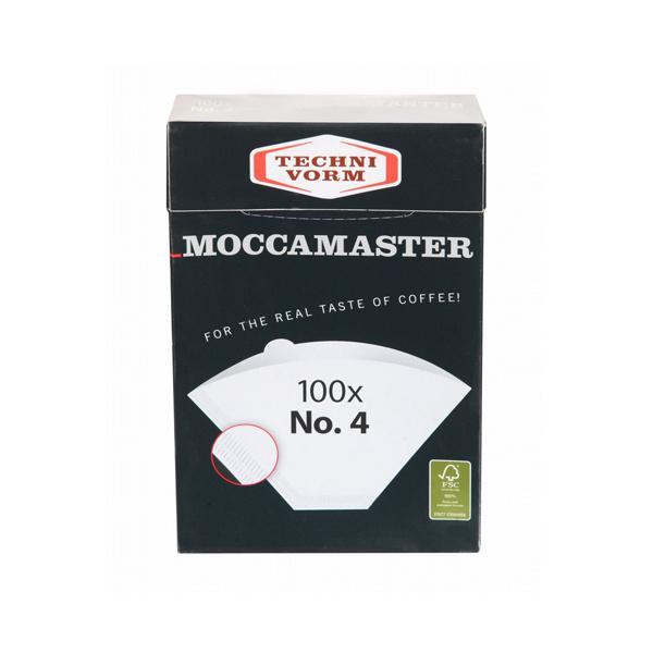 Moccamaster Koffiefilters 100 stuks