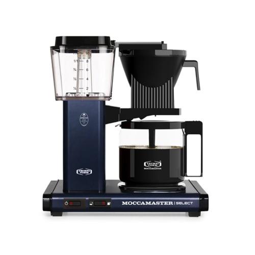 Moccamaster Koffiezetapparaat KBG Select Midnight Blue