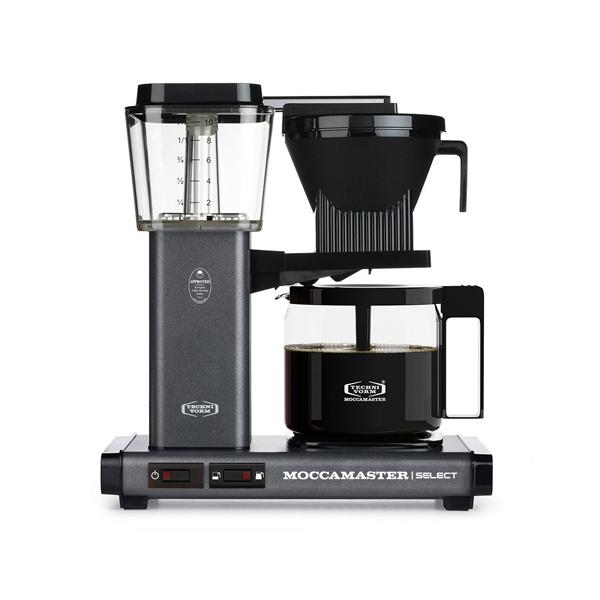 Moccamaster Koffiezetapparaat KBG Select Stone Grey