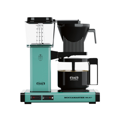 Moccamaster Koffiezetapparaat KBG Select Turquoise