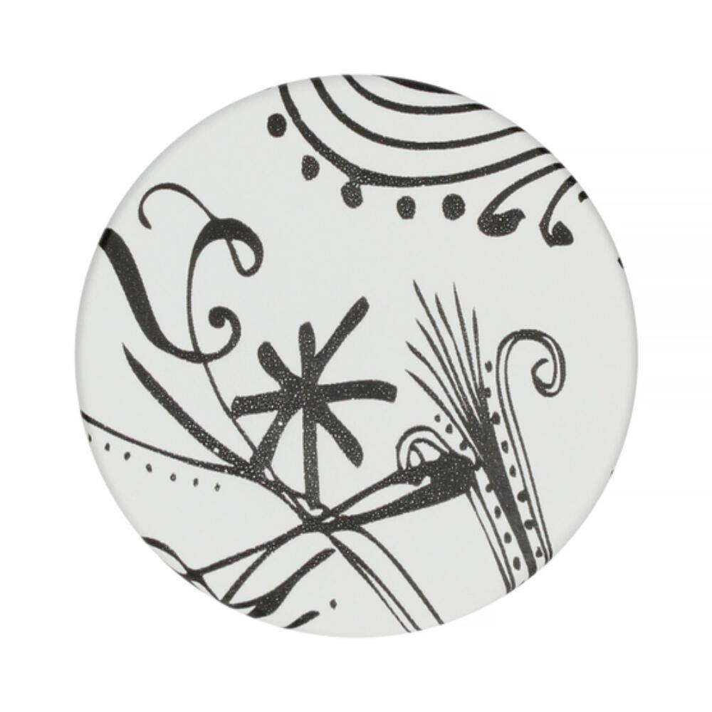 Motta Koffieverdeler Zwart Wit 58 mm