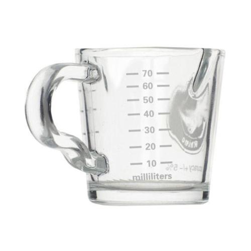 Rhino Coffee Gear Dubbel Espresso Shot Glas 70 ml