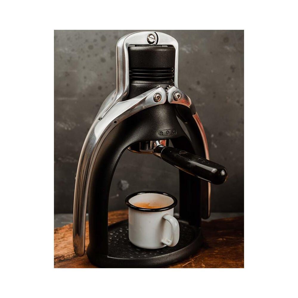 ROK Espresso Koffiemaker GC Zwart