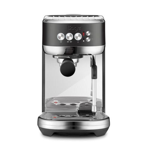 Sage Bambino Plus Black Stainless Espressomachine