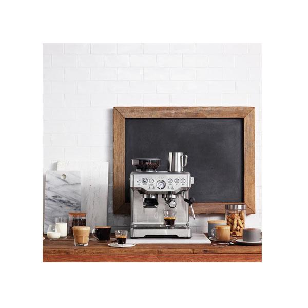 Sage Barista Express RVS Espressomachine