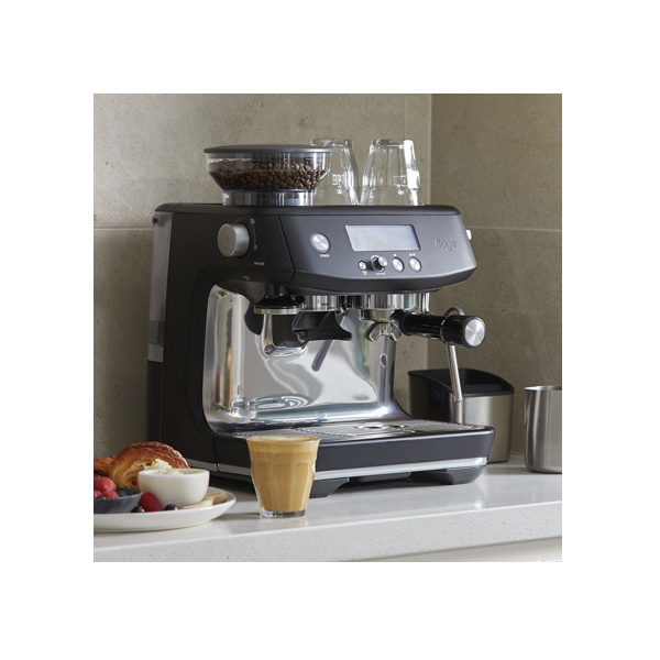 Sage Barista Pro Black Truffel Espressomachine