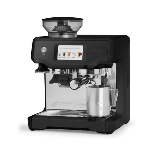 Sage Barista Touch Black Truffel Espressomachine