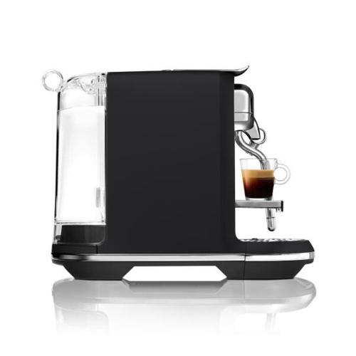 Sage Creatista Plus Black Truffle Nespresso Machine