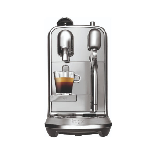 Sage Creatista Plus RVS Nespresso Machine