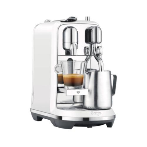 Sage Creatista Plus Sea Salt Nespresso Machine