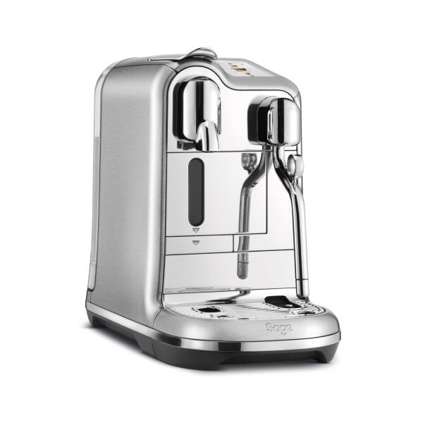 Sage Creatista Pro RVS Nespresso Machine