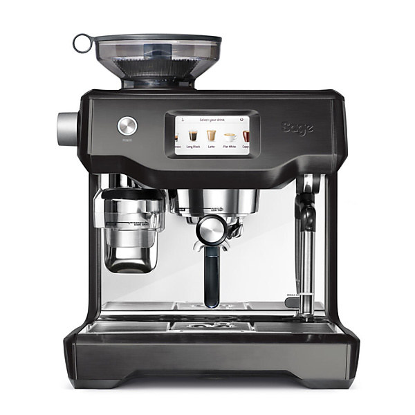 Sage Oracle Touch Black Stainless Espressomachine