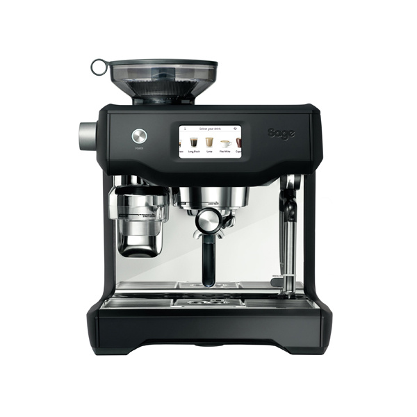 Sage Oracle Touch Black Truffel Espressomachine