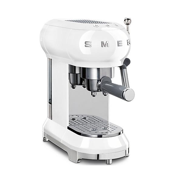 Smeg Espressomachine Wit