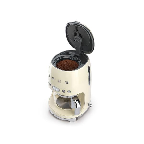 Smeg Koffiezetapparaat Creme