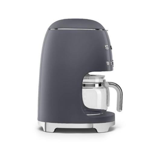 Smeg Koffiezetapparaat Leigrijs