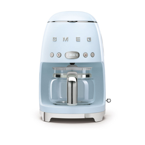 Smeg Koffiezetapparaat Pastelblauw