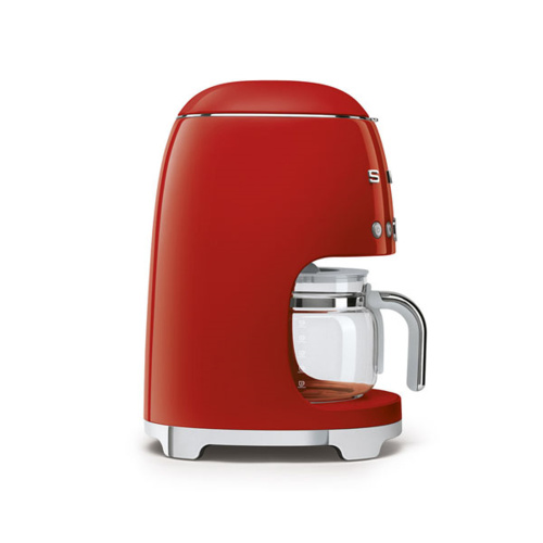 Smeg Koffiezetapparaat Rood