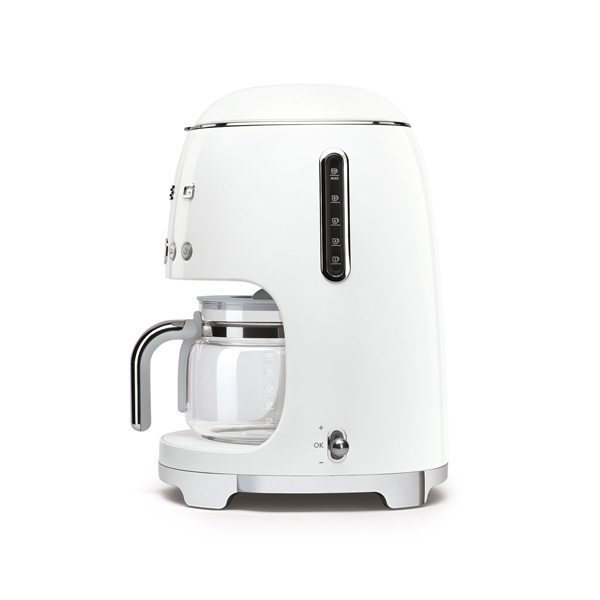 Smeg Koffiezetapparaat Wit