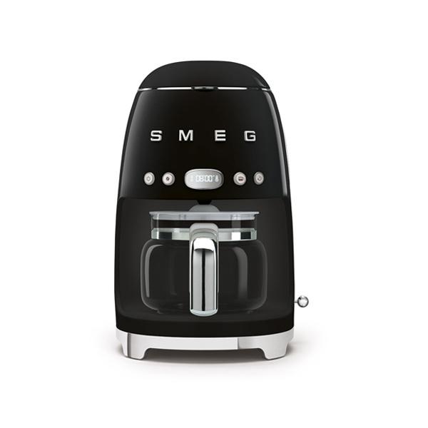 Smeg Koffiezetapparaat Zwart