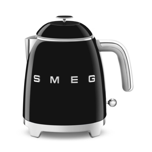 Smeg Mini Waterkoker Zwart