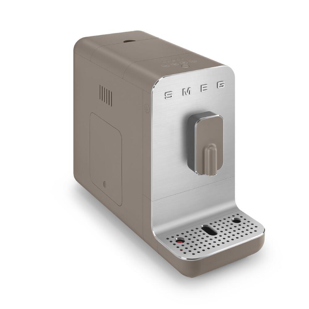Smeg Volautomatische Koffiemachine Basic Taupe