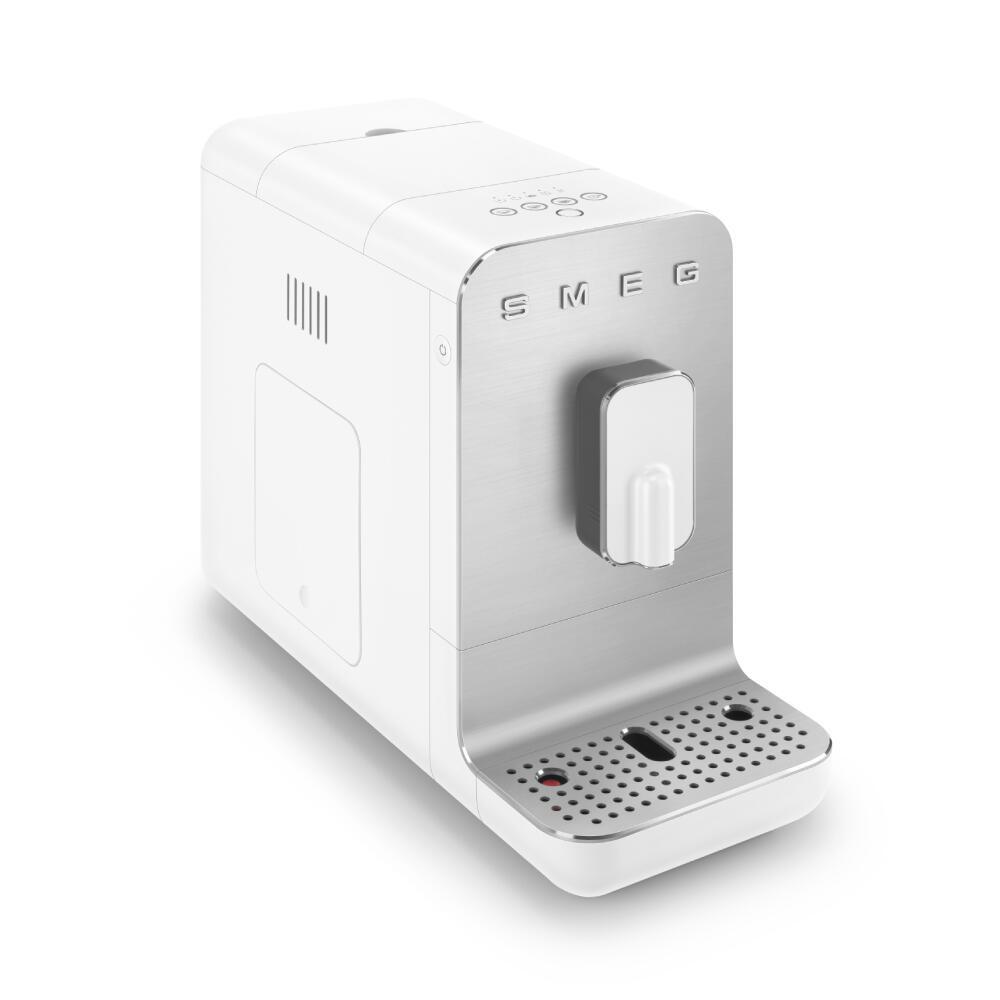 Smeg Volautomatische Koffiemachine Basic Wit