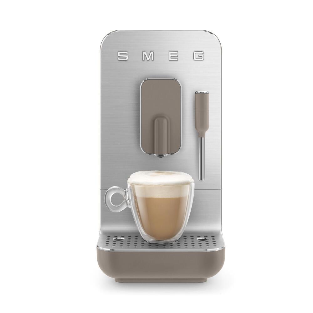 Smeg Volautomatische Koffiemachine Medium Taupe