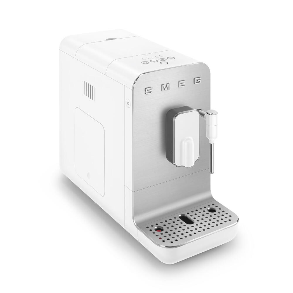Smeg Volautomatische Koffiemachine Medium Wit
