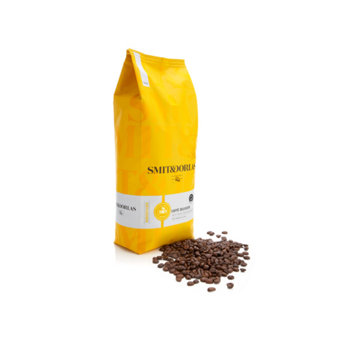 SMIT&DORLAS Caffe Delicato Fairtrade
