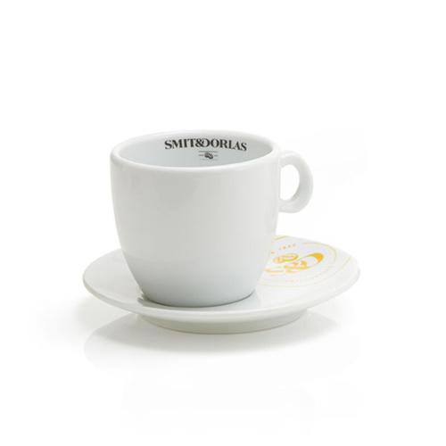 SMIT&DORLAS Cappuccino Kop en Schotel