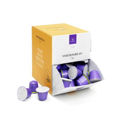 SMIT&DORLAS Decaffeinato Capsules Nespresso Compatible 100 stuks