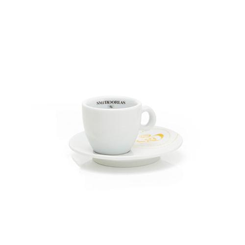 SMIT&DORLAS Espresso Kop en Schotel