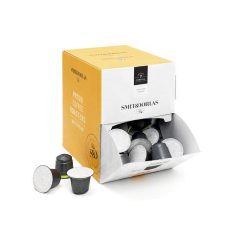 SMIT&DORLAS Intenso Capsules Nespresso Compatible 100 stuks