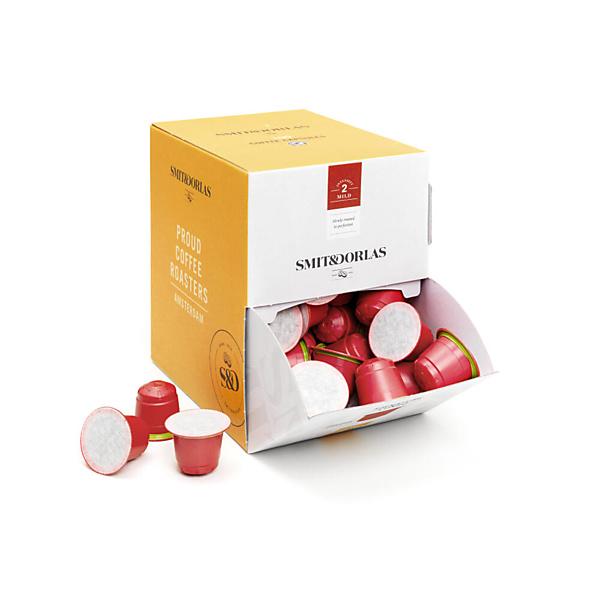 SMIT&DORLAS Lungo Capsules Nespresso Compatible 100 stuks