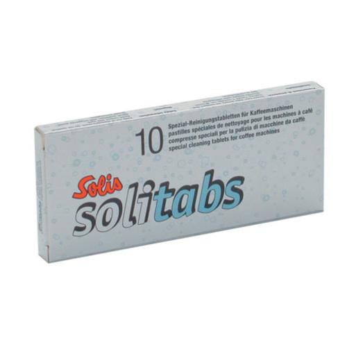 Solis Solitabs reinigingstabletten 10 stuks