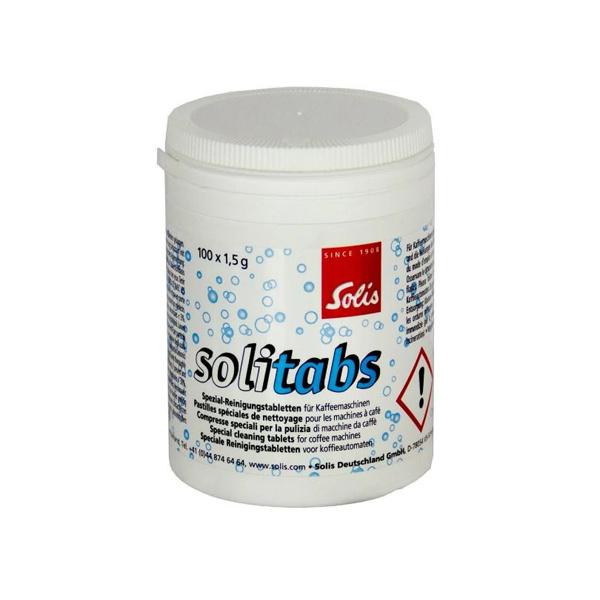 Solis Solitabs reinigingstabletten 100 stuks