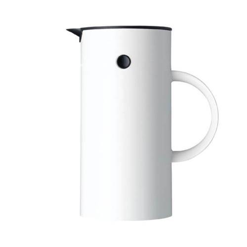Stelton Cafetiere 8 kops Wit