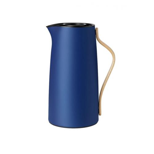 Stelton Emma Thermoskan Voor Koffie 1,2L Donkerblauw