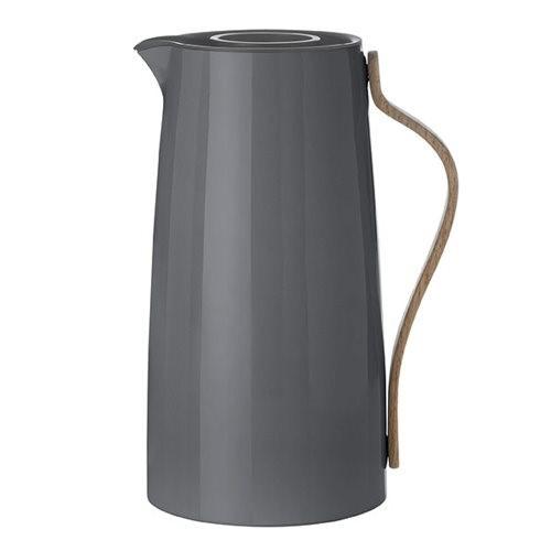 Stelton Emma Thermoskan voor koffie 1,2L Grijs
