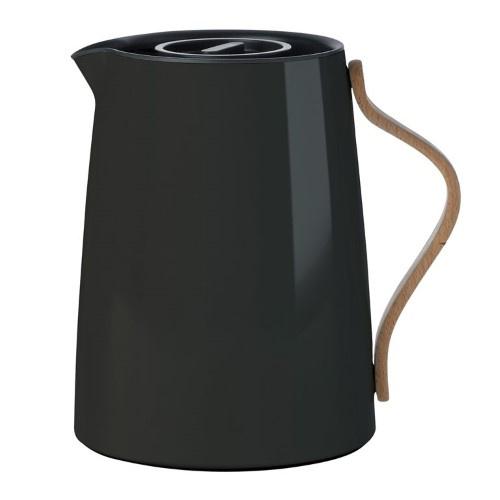 Stelton Emma Thermoskan voor thee 1L Zwart