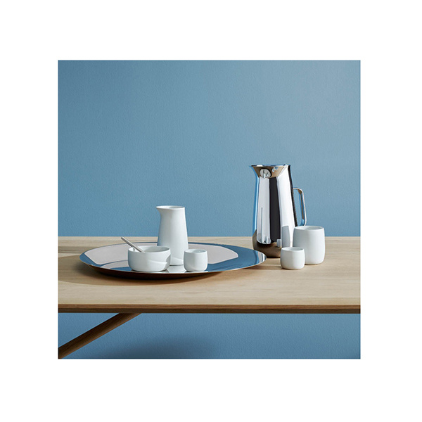 Stelton Foster Thermoskan 1L Staal