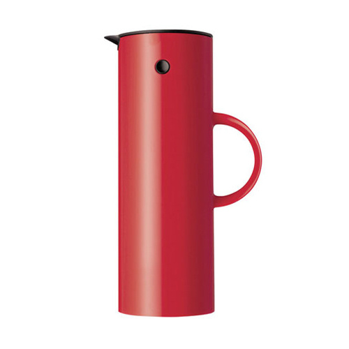 Stelton Thermoskan 1L Rood