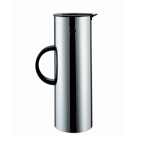 Stelton Thermoskan 1L RVS