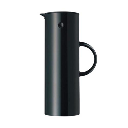 Stelton Thermoskan 1L Zwart