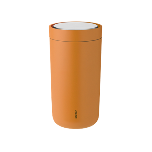 Stelton To Go Click Thermosbeker 0,2L Soft Orange