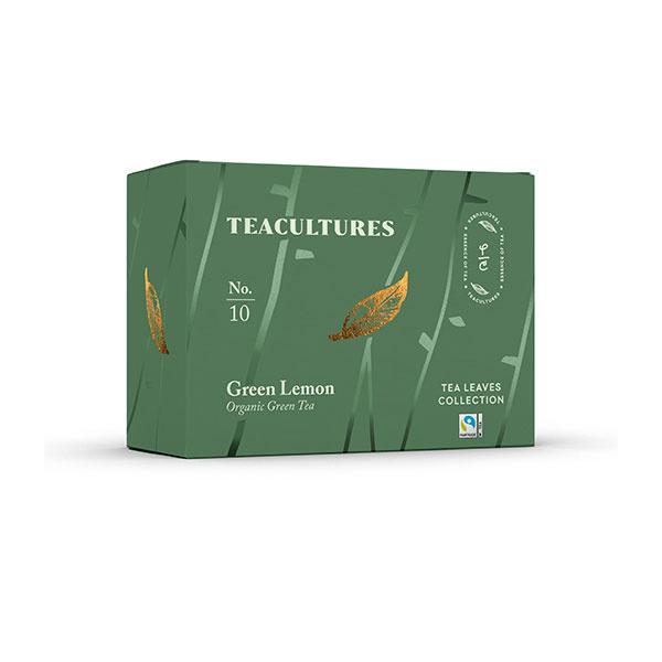 Tea Cultures Green Lemon