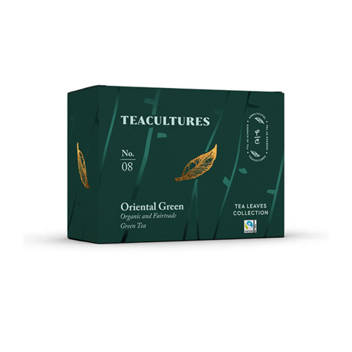 Tea Cultures Oriental Green