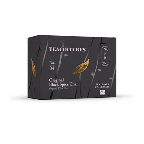 Tea Cultures Original Black Spice Chai