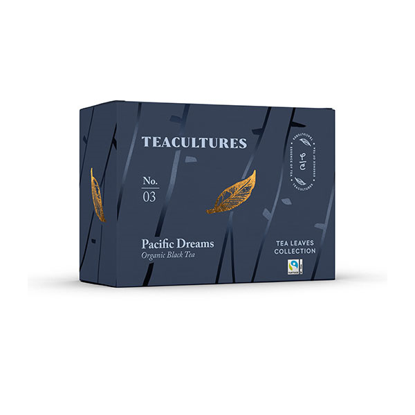 Tea Cultures Pacific Dreams